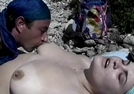 Flv gallery 07. Hot arab couple enjoying open.