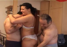 Flv gallery 30. Mature arab wife fuck by two man.